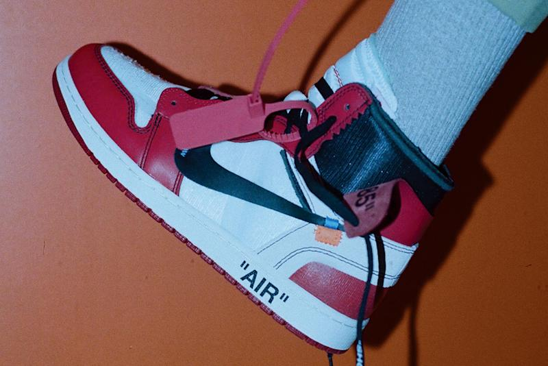 """If Virgil Abloh's Off-White x Nike """"The Ten"""" collection continues to elude  you, there's still one more chance to get the sneakers at retail, ..."""