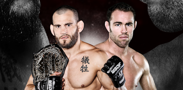 WSOF Banking on All Championship Fights on New Year's Eve