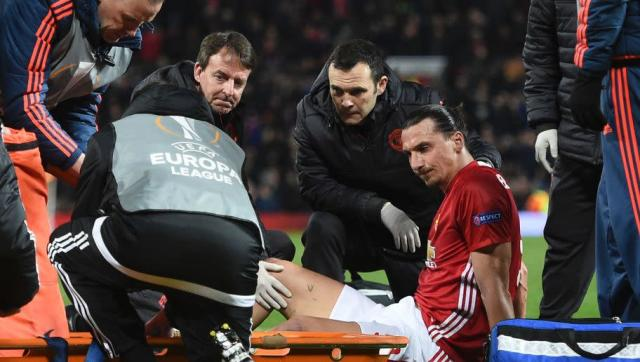 """<p>First Marcos Rojo, then Zlatan Ibrahimovic. United's win against Anderlecht may have come at a significant cost.</p> <br><p>Jose Mourinho said after the game that he is """"not optimistic"""" over the prospects of two of his most important players, so it could be that the depth of United's squad is called into question over the coming weeks.</p> <br><p>Ibrahimovic didn't have his best game, but the enigmatic Swede has proved instrumental this season, and United have not yet faced a prolonged spell without him. Rojo, meanwhile, had established himself alongside Eric Bailly in defence in recent weeks, impressing against Chelsea.</p>"""