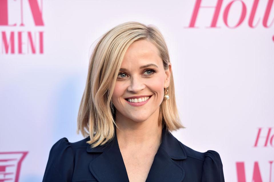 Reese Witherspoon attends The Hollywood Reporter's Power 100 Women in Entertainment event at Milk Studios on Dec. 11 in Hollywood, Calif. (Photo: Alberto E. Rodriguez/Getty Images for The Hollywood Reporter)