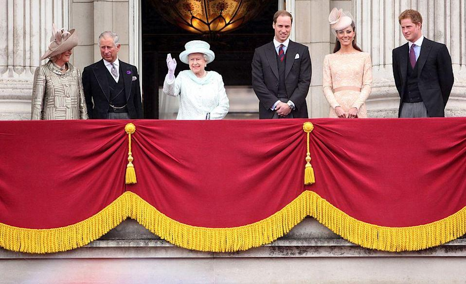 <p>The 60th anniversary of Elizabeth becoming Queen is a multinational celebration. The only other time a monarch celebrated her Diamond Jubilee was in 1897. Yet again, Prince Harry grabs headlines when nude photos are published from a trip to Las Vegas.</p>
