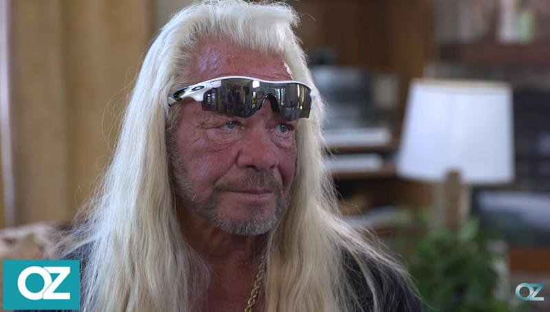 'Dog the Bounty Hunter' Duane Chapman battling pulmonary embolism in heart