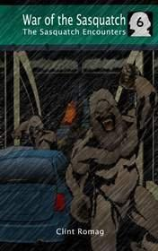 """Thousands of Bigfoot Attack Seattle in Clint Romag's """"War of the Sasquatch"""""""