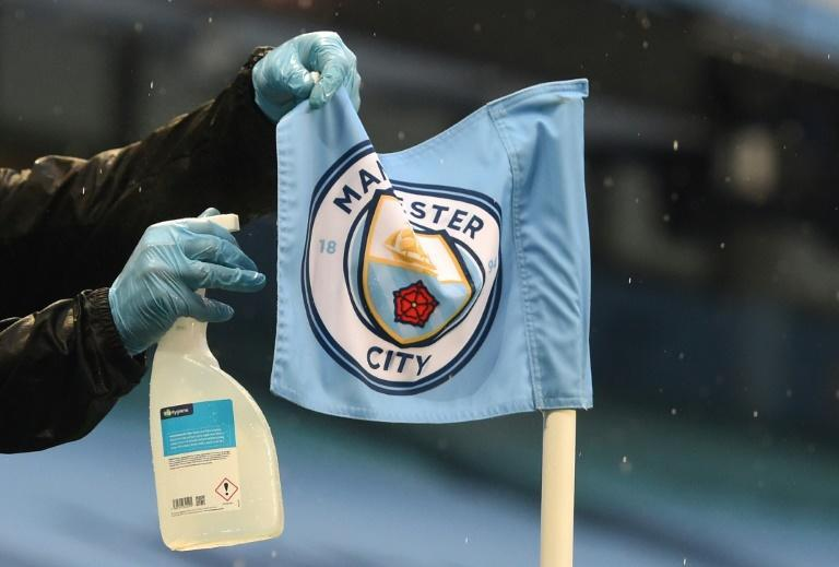 Manchester City's clash with Everton on Monday has been postponed due to a coronavirus outbreak at City