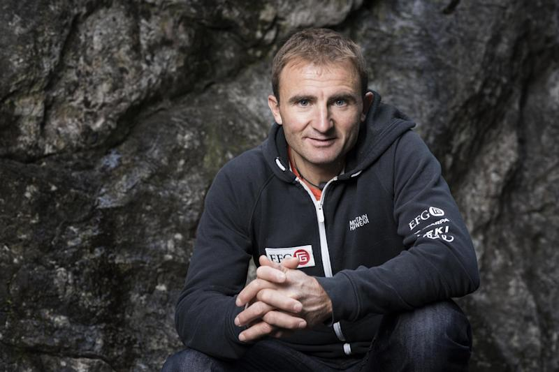 Killed in a mountaineering accident: Ueli Steck: EPA