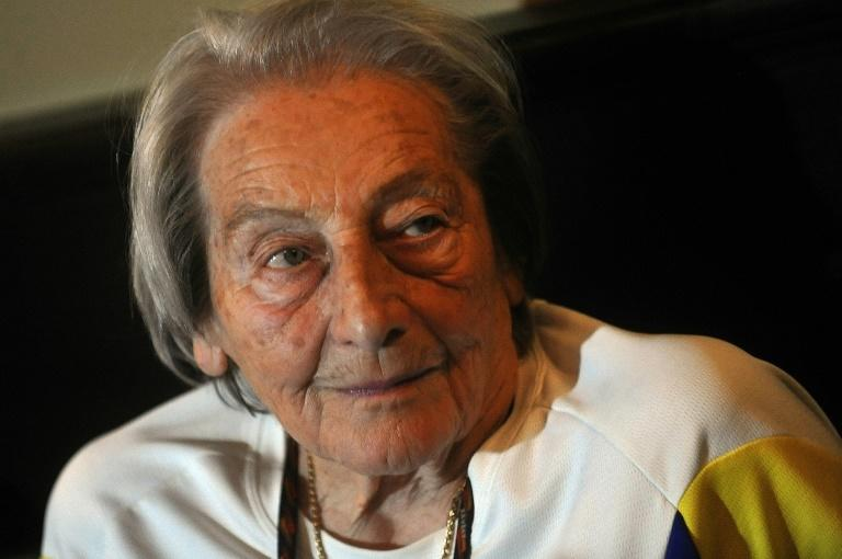 Former Czech Olympic javelin champion Dana Zatopkova has died at the age of 97