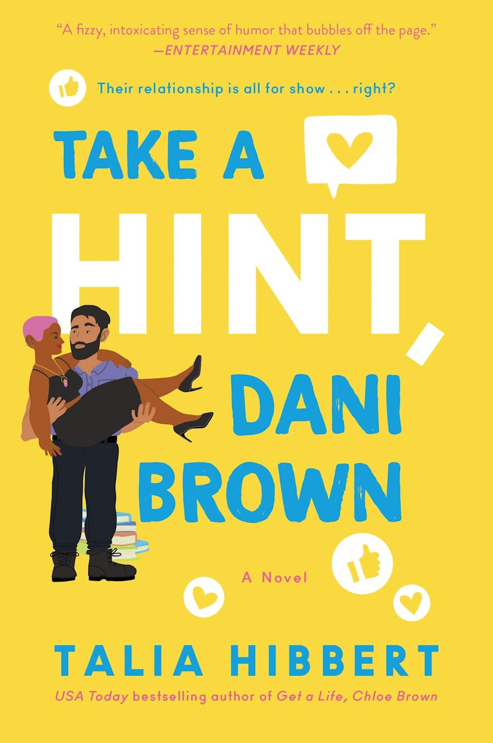 "<p>If you're a competitive, opinionated Aries, you'll most likely relate to the self-assured and ambitious heroine of Talia Hibbert's <span><strong>Take a Hint, Dani Brown</strong></span>. Dani is an ambitious PhD student with her life all planned out, no time for games, and a strict no-romance policy - only no-strings-attached hookups are allowed! All that goes out the window when her building's hot, reticent security guard, Zafir, ""rescues"" Dani during a fire drill gone wrong, the video goes viral, and the duo agree to stage a fake relationship for charity publicity. It's the perfect rom-com for an Aries who wants a romance that's full steam ahead (literally).</p>"