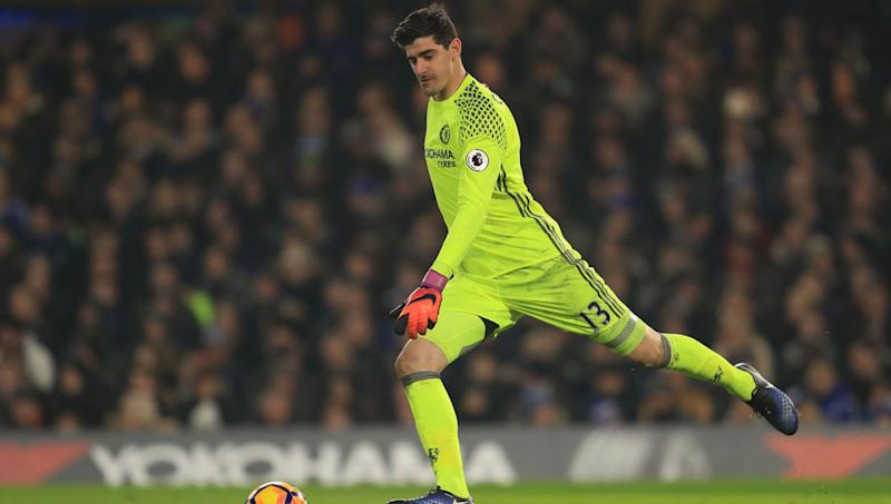 Chelsea Goalkeeper Thibaut Courtois Reveals Which Other Position He Would Be Comfortable Playing In