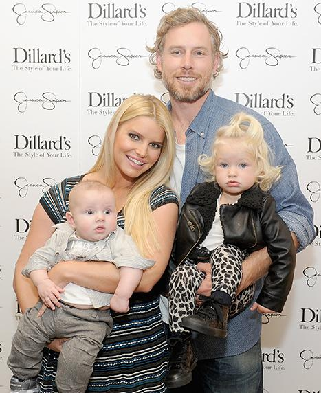 Jessica Simpson, Eric Johnson's Love Timeline Before Wedding: Pictures