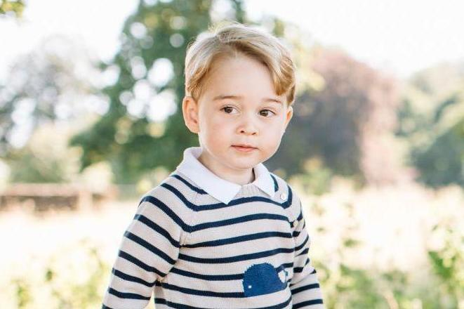 Prince George starts at Thomas's in September: PA