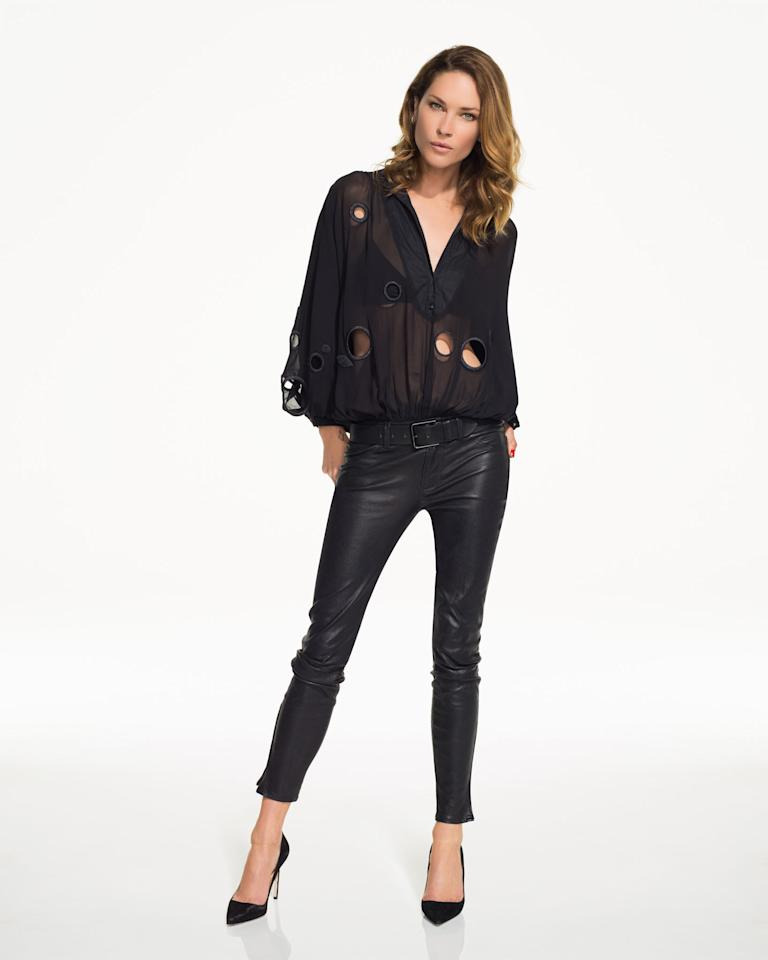 "Erin Wasson in ""Styled to Rock"" Season 1."