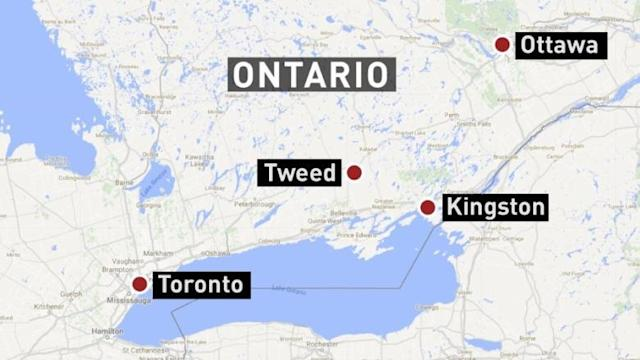 Hydro One Ids 4 Employees Killed In Helicopter Crash