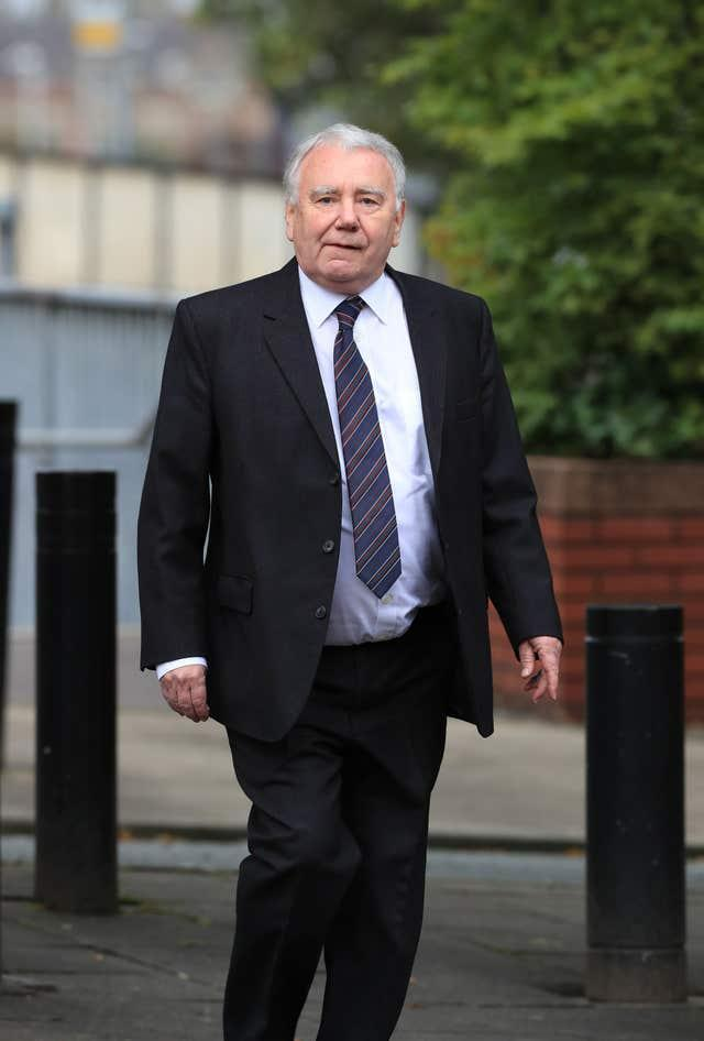 Solicitor Peter Metcalf, who acted for South Yorkshire Police following the Hillsborough disaster
