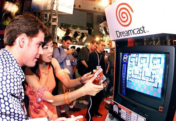 Seen here at the 1999 Tokyo Game Show, the Dreamcast console was Sega's last chance (AFP)
