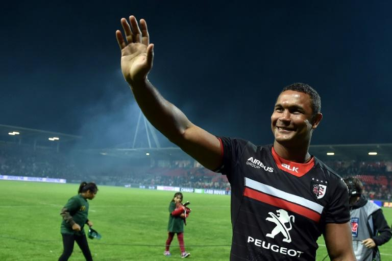 Thierry Dusautoir is tipping the All Blacks to win a third straight World Cup
