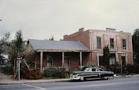 """<p>Long before the Whaley House was a <a href=""""http://whaleyhouse.org/hauntedfolklore.htm"""" rel=""""nofollow noopener"""" target=""""_blank"""" data-ylk=""""slk:modern San Diego museum,"""" class=""""link rapid-noclick-resp"""">modern San Diego museum,</a> the land was the place for town hangings. In 1852, Thomas Whaley watched as James """"Yankee Jim"""" Robinson was hanged there for grand larceny, but made an offer on the land anyway. Whaley built a home there, where he and his family reported hearing thudding footsteps throughout the house. The culprit? Yankee Jim—or so they say. But death struck the Whaley house again in 1885: Whaley's daughter, Violet, tragically committed suicide. It is now believed that the spirits of Whaley and his wife, Anna, <span class=""""redactor-invisible-space"""">are trapped within the house. Many have reported seeing Anna in a filmy white dress, but you can see for yourself during your next visit to <a href=""""https://www.housebeautiful.com/design-inspiration/real-estate/news/a7219/million-dollar-tiny-home/"""" rel=""""nofollow noopener"""" target=""""_blank"""" data-ylk=""""slk:San Diego"""" class=""""link rapid-noclick-resp"""">San Diego</a>.</span></p>"""