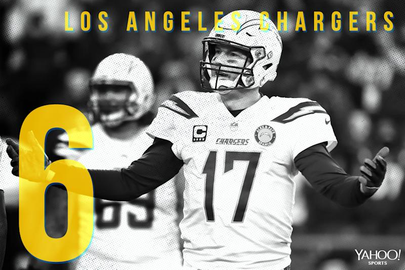 7cb77a31 2019 NFL preview: Can the Chargers finally have a big year?