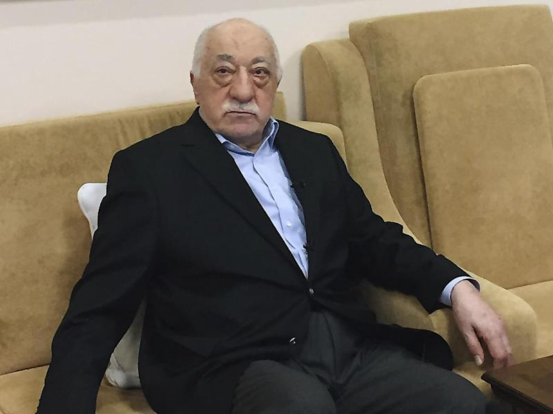 Turkish cleric and opponent to the Erdogan regime Fethullah Gülen (Getty)