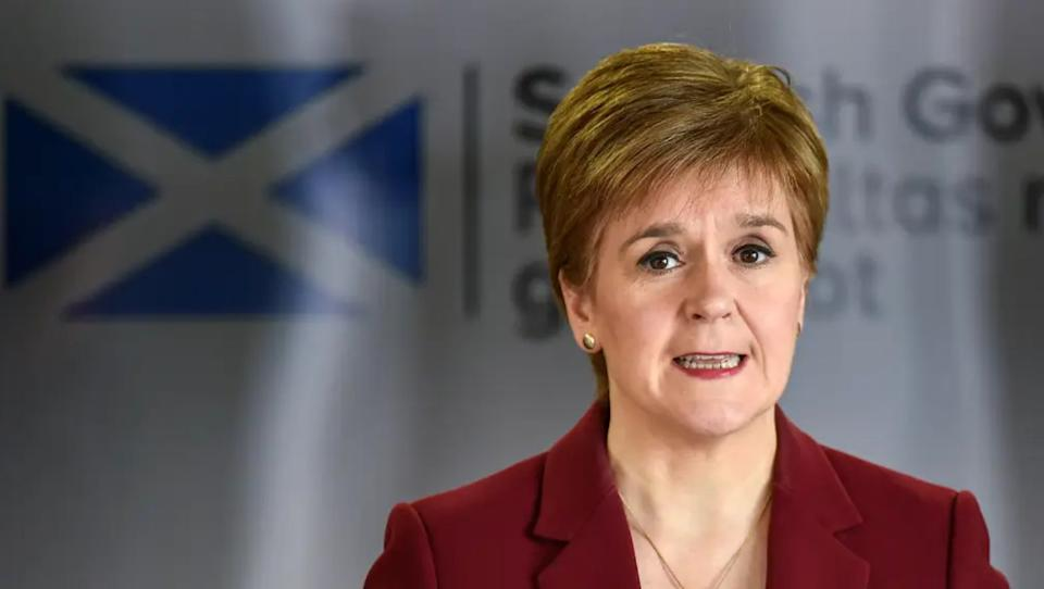 FM of Scotland, Nicola Sturgeon (Photo: Press Association)