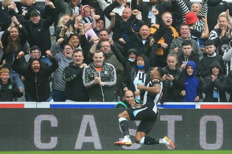 Newcastle United have a famously loyal fanbase (AFP/Lindsey Parnaby)