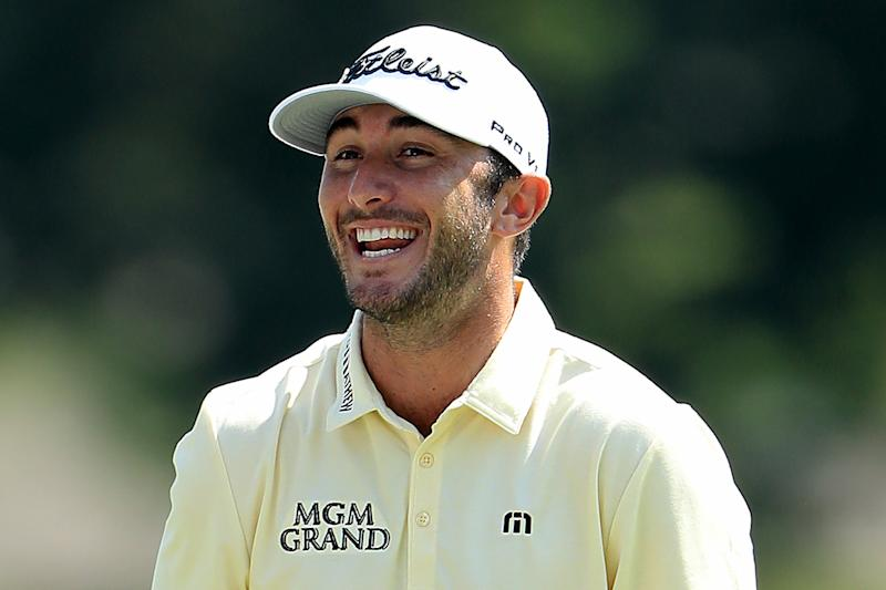 Max Homa helped raise money for St. Jude's Children's Hospital this week at the WGC-FedEx St. Jude Invitational, all while shutting down Twitter trolls in the process.
