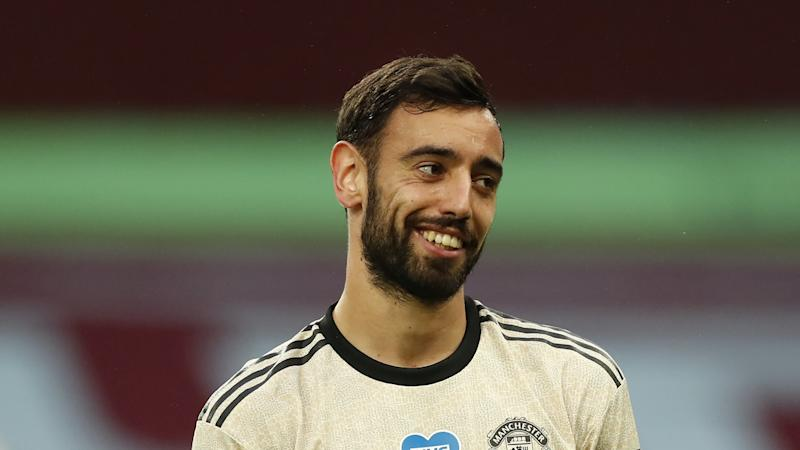 'Fernandes is the hero Manchester United fans wanted' - £50m star 'has made the difference' for Red Devils, says Ince