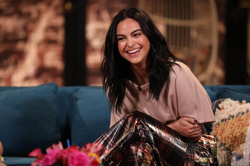 Riverdale Star Camila Mendes Used an Actual Pancake to Blend Her Makeup