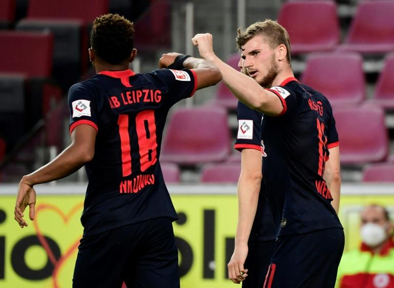 Chelsea bound? - Leipzig striker Timo Werner could be on his way to the Premier League