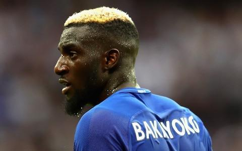 <span>Bakayoko endured a difficult debut season at Stamford Bridge and has been loaned to AC Milan</span> <span>Credit: GETTY IMAGES </span>