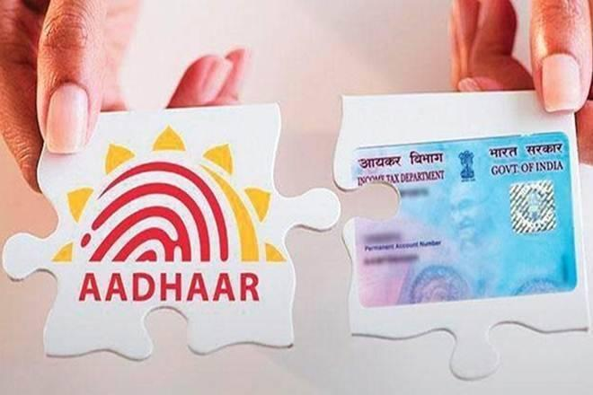 Aadhar PAN link, Link Aadhar card to PAN, IncomeTax Department, AADHAR, Permanent Account Number, Aadhaar card, Income Tax, PAN card holder, PAN account, Aadhar card number, Aadhar number