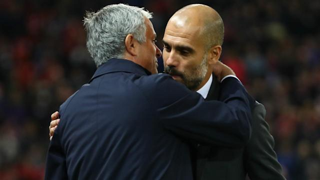 Jose Mourinho has found an unlikely ally in Pep Guardiola following his scathing assessment of international friendlies.