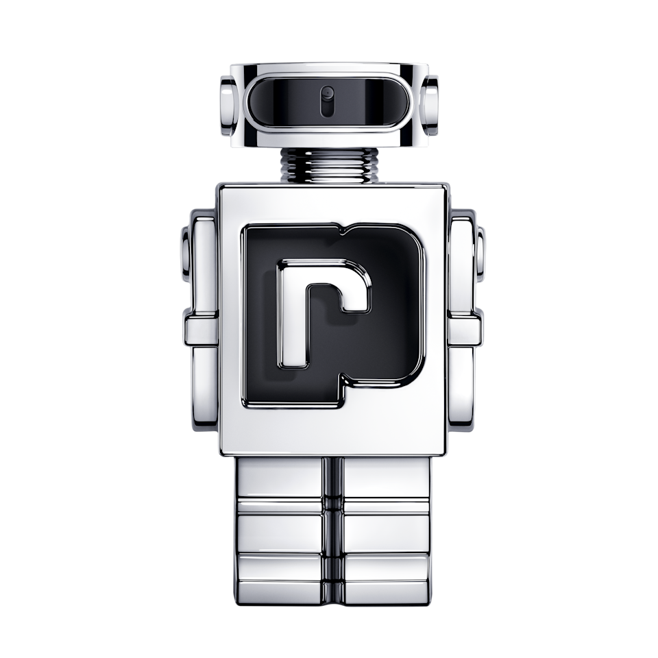 Usually, an awesome bottle is not a good reason to buy a fragrance, but we'll make an exception for Paco Rabanne's Phantom. That's because, inside the absolutely adorable robot-shaped bottle, you're rewarded with notes lemon, lavender, and woodier-than-usual vanilla. The result is creamy yet fresh, and universally wearable.