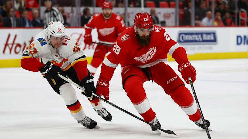 Red Wings defenseman Witkowski handed 10-game ban after brawl