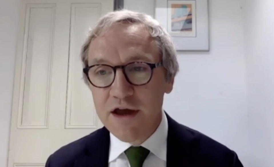 James Purnell denied the BBC has a pro-Remain, London-centric outlook. (Parliamentlive.tv)