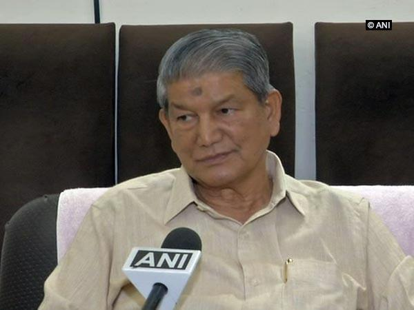 AICC General Secretary and former Chief Minister Harish Rawat. (File Photo/ANI)