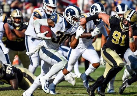 NFL roundup: Brees injured as Rams beat Saints in NFC Championship rematch