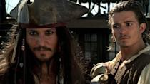 <p> <strong>The movie: </strong>Exiled pirate captain and the Caribbean's Most Wanted, Jack Sparrow (Johnny Depp), teams up with a local blacksmith, Will Turner (Orlando Bloom) to recover Sparrow's ship, the Black Pearl, from a mutinous crew. Of course, a love triangle involving the governor's daughter, Elizabeth Swann (Keira Knightley), emerges. Oh, and thanks to an Aztec curse, Sparrow's old crew are now undead. High-seas hi-jinks ensue. </p> <p> <strong>Why the family will love it: </strong>Although some scenes will be too scary for very young kids, any mature children and teenagers should have a blast with the non-stop Bruckheimer-patented action. The zombie and creature design is top-class, and the humour is well balanced against the drama. With an all-star cast, and a great performance by Johnny Depp's, the parents shouldn't get bored either. </p>