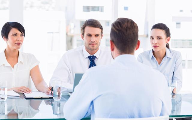 Hiring managers can spot social class within just seven words - Credit: Wavebreak Media ltd / Alamy Stock Photo