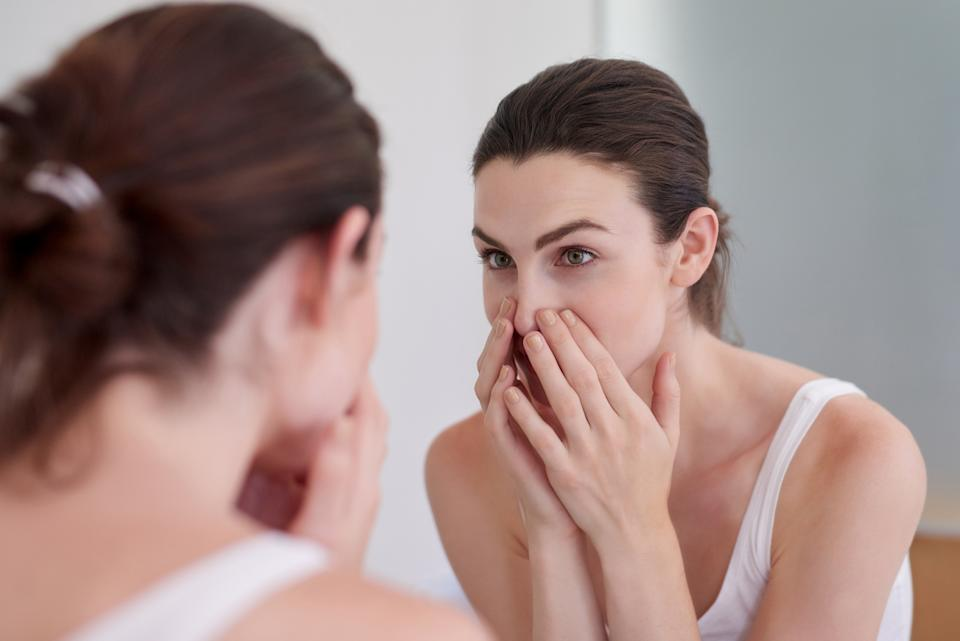 Brits believe the coronavirus pandemic has had an ageing effect on their skin. (Getty Images)