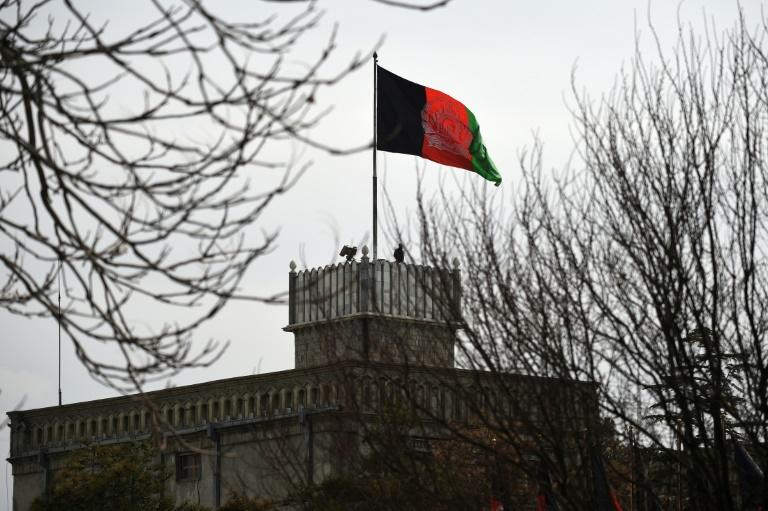 Afghan presidential compound hit in rocket attack on capital