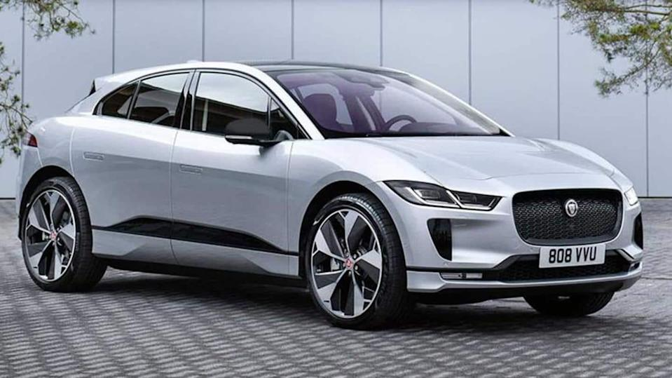 Jaguar I-PACE Black, with cosmetic updates and new features, unveiled