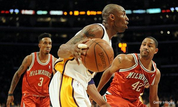 8d908d60510 Brandon Jennings says Kobe Bryant shouldn t play in the Drew League