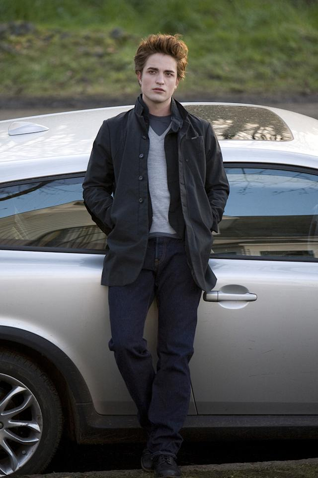"""EDWARD (<a href=""""http://movies.yahoo.com/movie/contributor/1808623206"""">Robert Pattinson</a>):  Full Name: Edward Anthony Masen Cullen  Status: Vampire  Date of Birth: June 20, 1901  Date of Transformation: 1918  Special Abilities: Mind reading, Super-speed, Extraordinary strength   """"What if I'm not a superhero? What if I'm the bad guy?"""""""