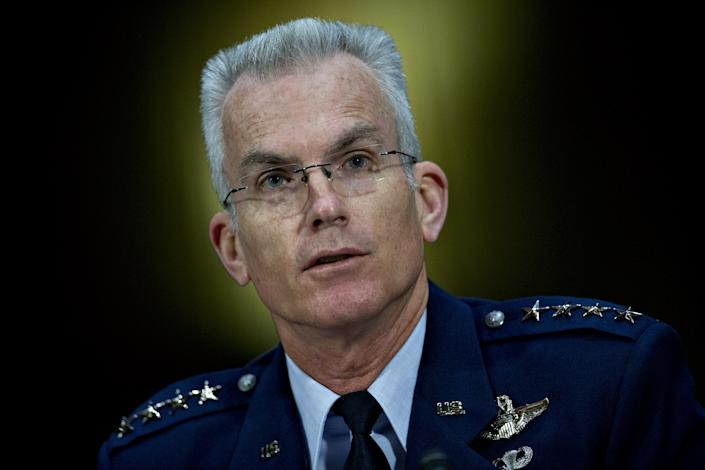 Gen. Paul Selva, vice chairman of the Joint Chiefs of Staff (Photo: Andrew Harrer/Bloomberg via Getty Images )