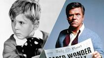 <p>Back in the early days of the Academy Awards, <i>Skippy</i> (nothing to do with the kangaroo) brought its tiny child star Jackie Cooper a surprise Best Actor nomination. At just 9 years and 20 days of age on the date of his nomination, the nod turned out to be the highlight of Cooper's acting career. He carried on appearing in smaller roles in movies and on TV, but never really broke through to the big time. Away from Hollywood he became a Captain in the US Army and then becoming a big-shot TV exec. But he didn't abandon the big screen entirely. He later went on to play Clark Kent's editor Perry White in the Christopher Reeve <i>Superman</i> films. </p>