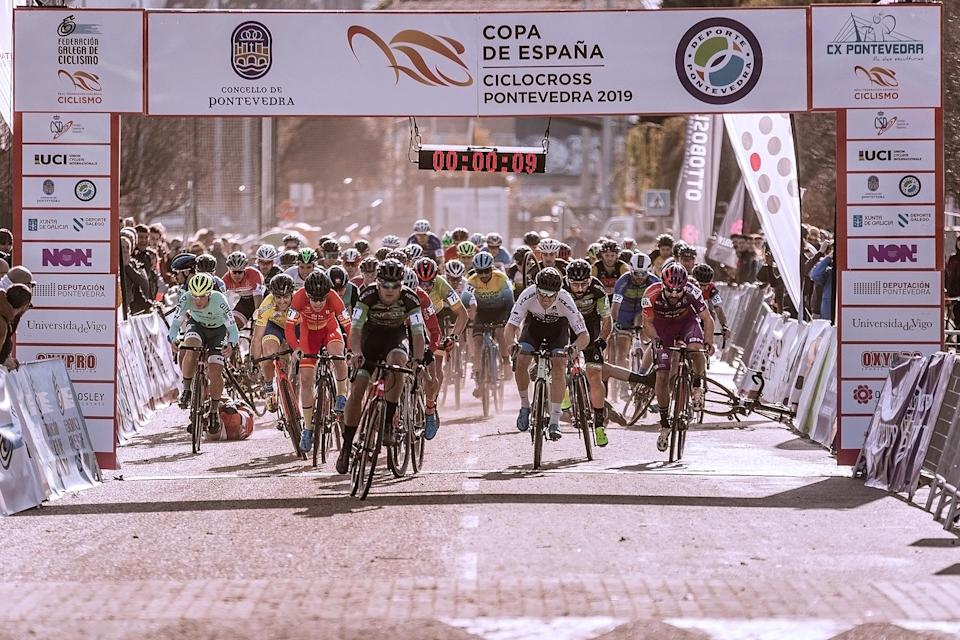 Andrew Juiliano - Front row callups mean missing the other row chaos. Exhibit A, in Pontevedra, Spain