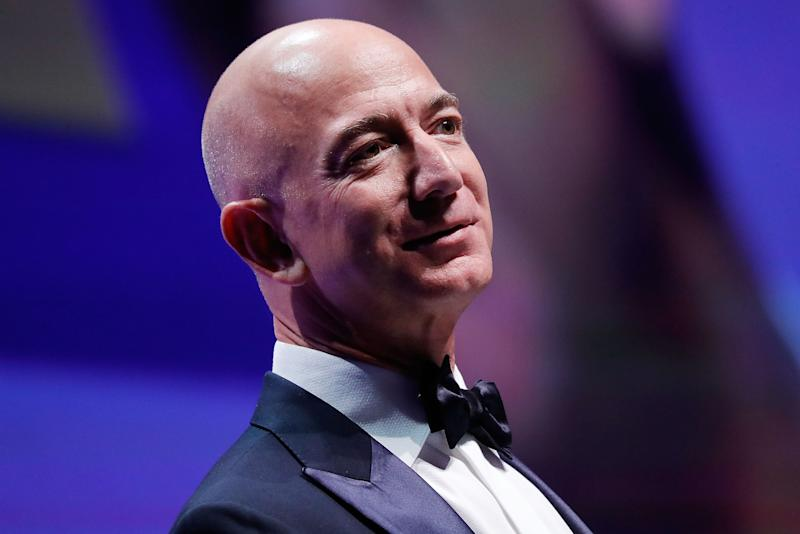 Jeff Bezos Teases 2 Big Philanthropic Projects That May Tap Into His $140 Billion Net Worth