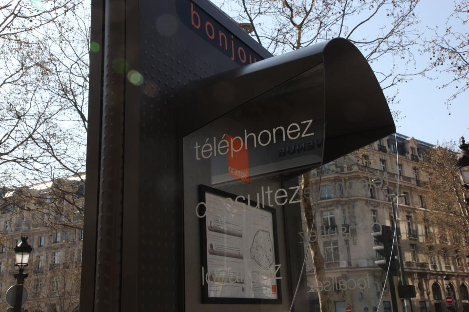 The France Telecom Group, popularly known as Orange (it represents the official brand for mobile and landline telephone services, ISP, mobile internet services and IP television), has <b>133.38 million connections</b> and a revenue of $7.18 billion. It is the largest telecommunications company in Europe. (Photo: Company website)