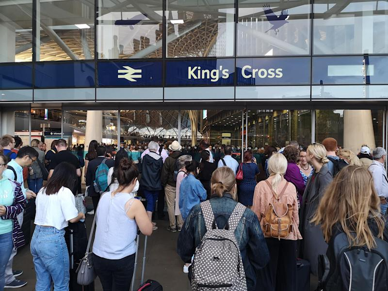 Rail passengers face 'another decade of misery' as fares are hiked by an average of 2.7 per cent according to a campaign group. (PA Wire/PA Images)