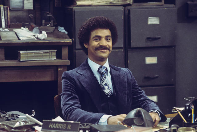 "<p>Ron Glass, the actor known for his roles in Barney Miller, Firefly, and Lakeview Terrace, died of respiratory failure on November 25. He was 71. — (Pictured) Ron Glass in a still from ""Barney Miller"" in 1976. (ABC Photo Archives/ABC via Getty Images) </p>"